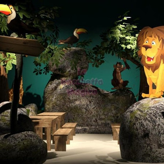 scenografia giungla ludoteca jungle (4).