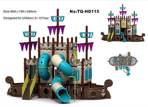 PTTQ-HD115 Mt.9.0x7.6x5.9