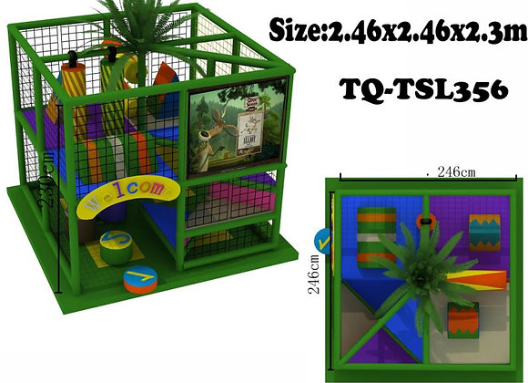 ECTQ-TSL356 Mt.2,45x2,45xH2,30