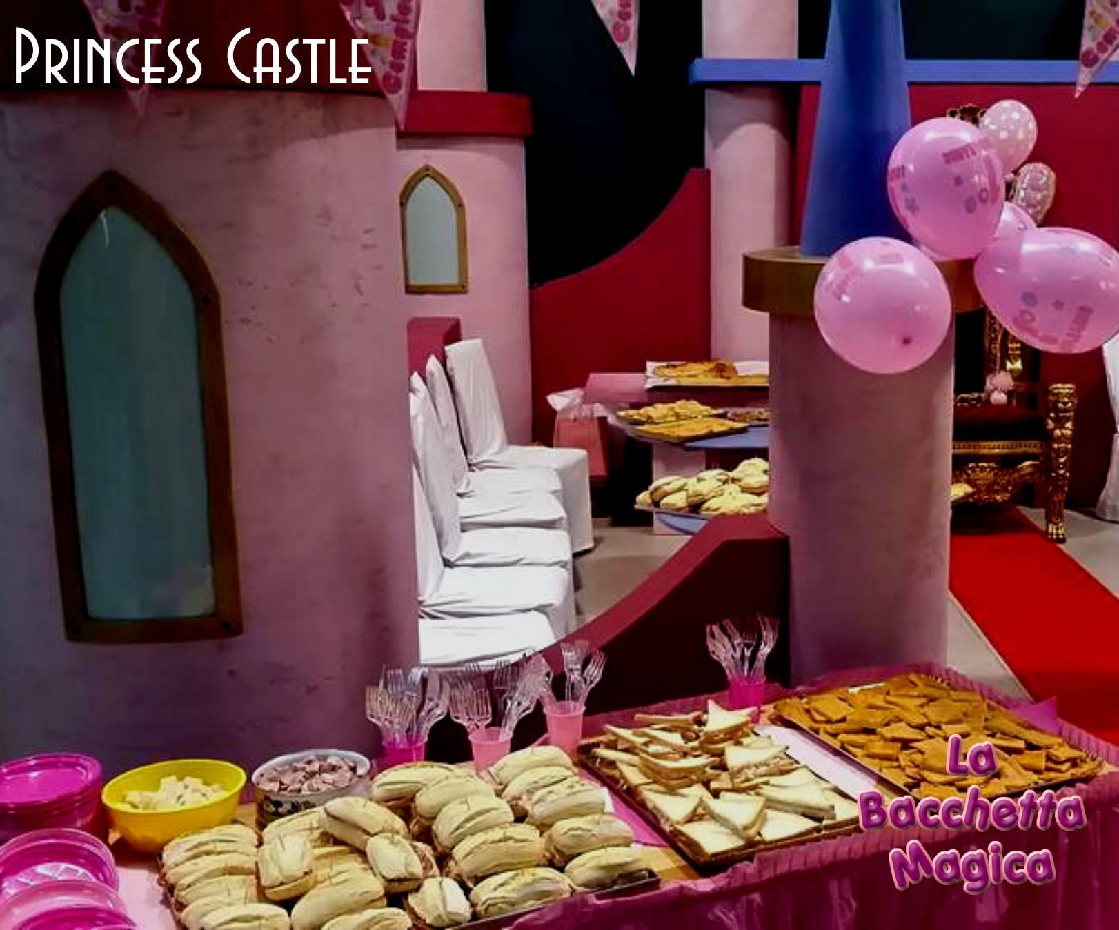 castello delle principesse ludoteca