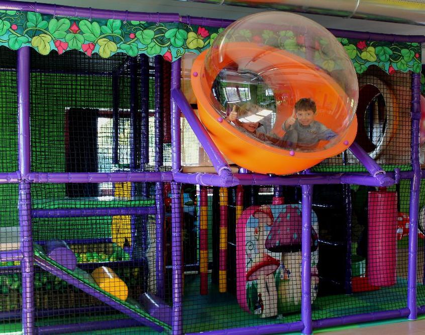 Playground per ludoteca