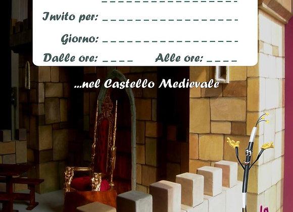 Invito Medievale