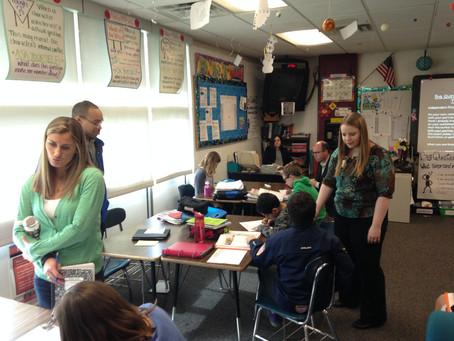 Learning Through Teacher Lab