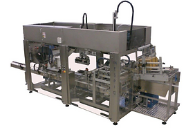 Kartonneer machine