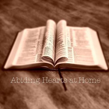 Abiding in Jesus