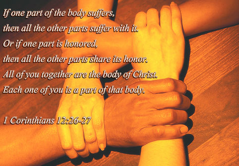 Body of Christ Unity