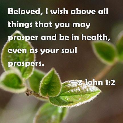 Soul Prospering