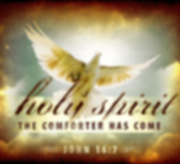 A dove flying, Holy Spirit Dove