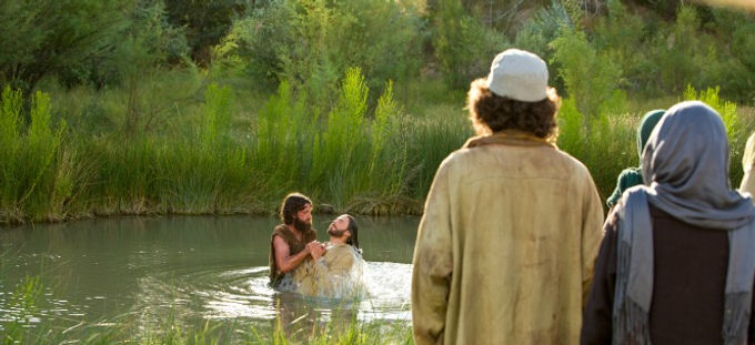 When should you be Baptized?