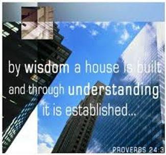 Built by Wisdom