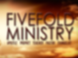 Fivefold Ministries