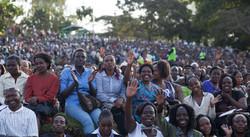 Kenya Worshipers