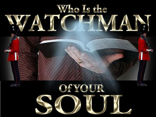 Jesus is our Watchman