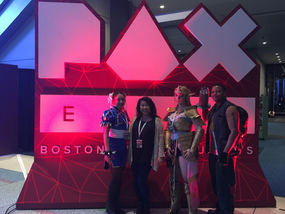 My First PAX East