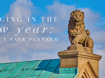 Ringing in the New Year: What I Have Planned