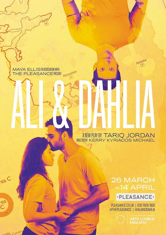 Ali and Dahlia by Tariq Jordan
