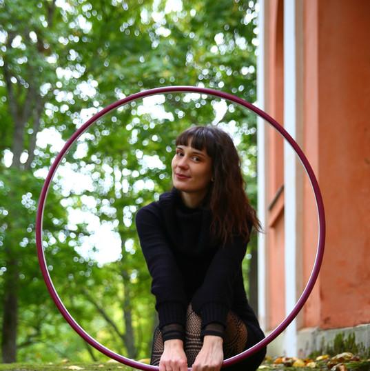 Suomen Vannetanssijat Paula Mäki-Hollanti. © Vannetanssi.fi