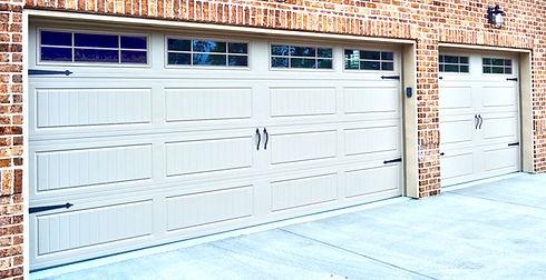 Orion cream Hormann Residential Garage Doors