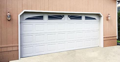 Pegasus Grey Hormann Residential Garage Doors