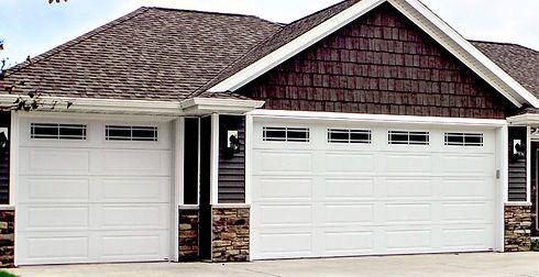 Taurus white Hormann Residential Garage Doors