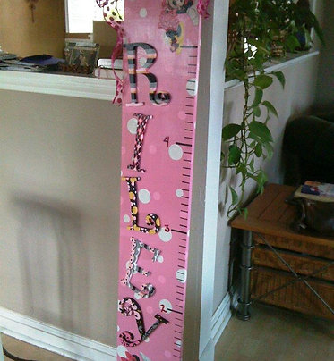 Fully-Painted Growth Chart