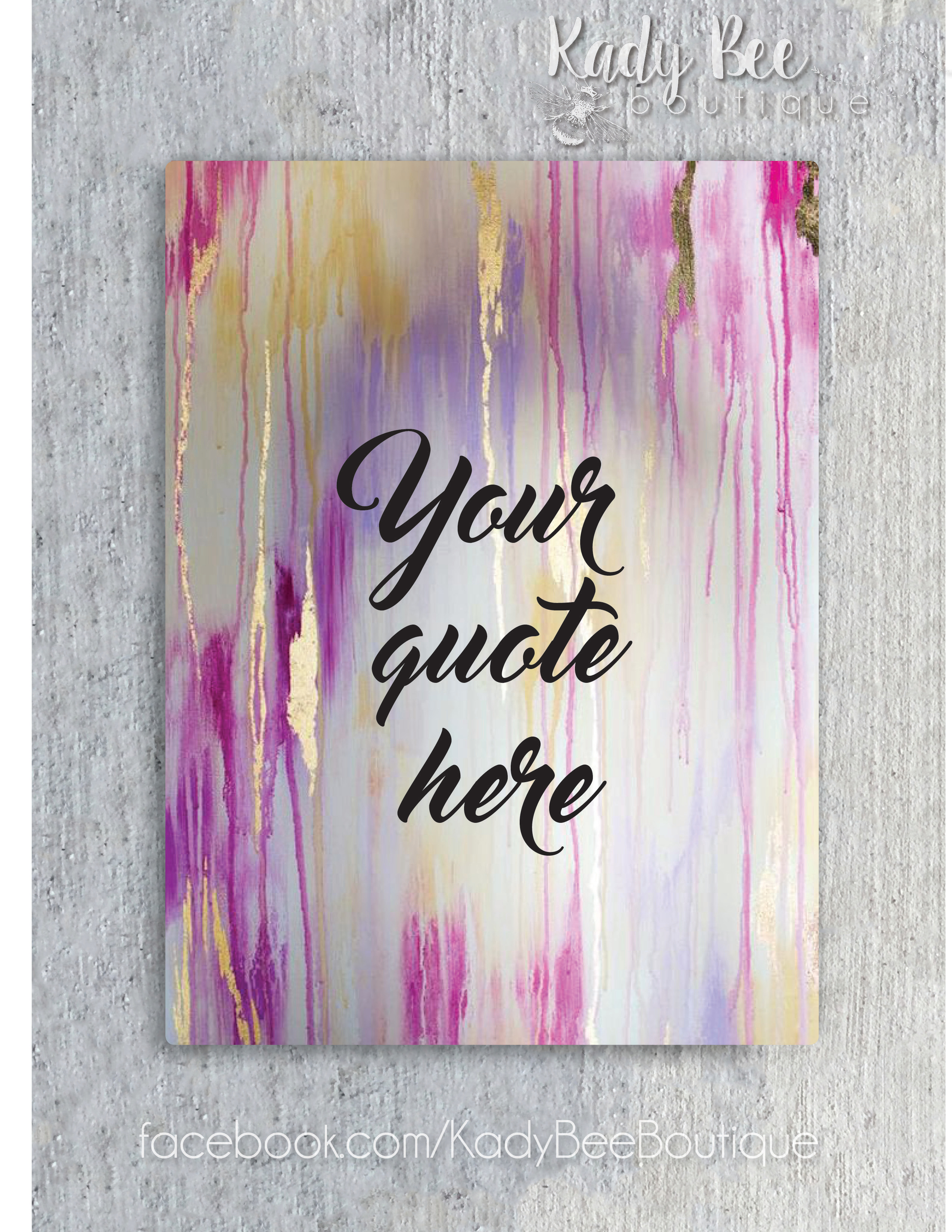 Your Quote Here