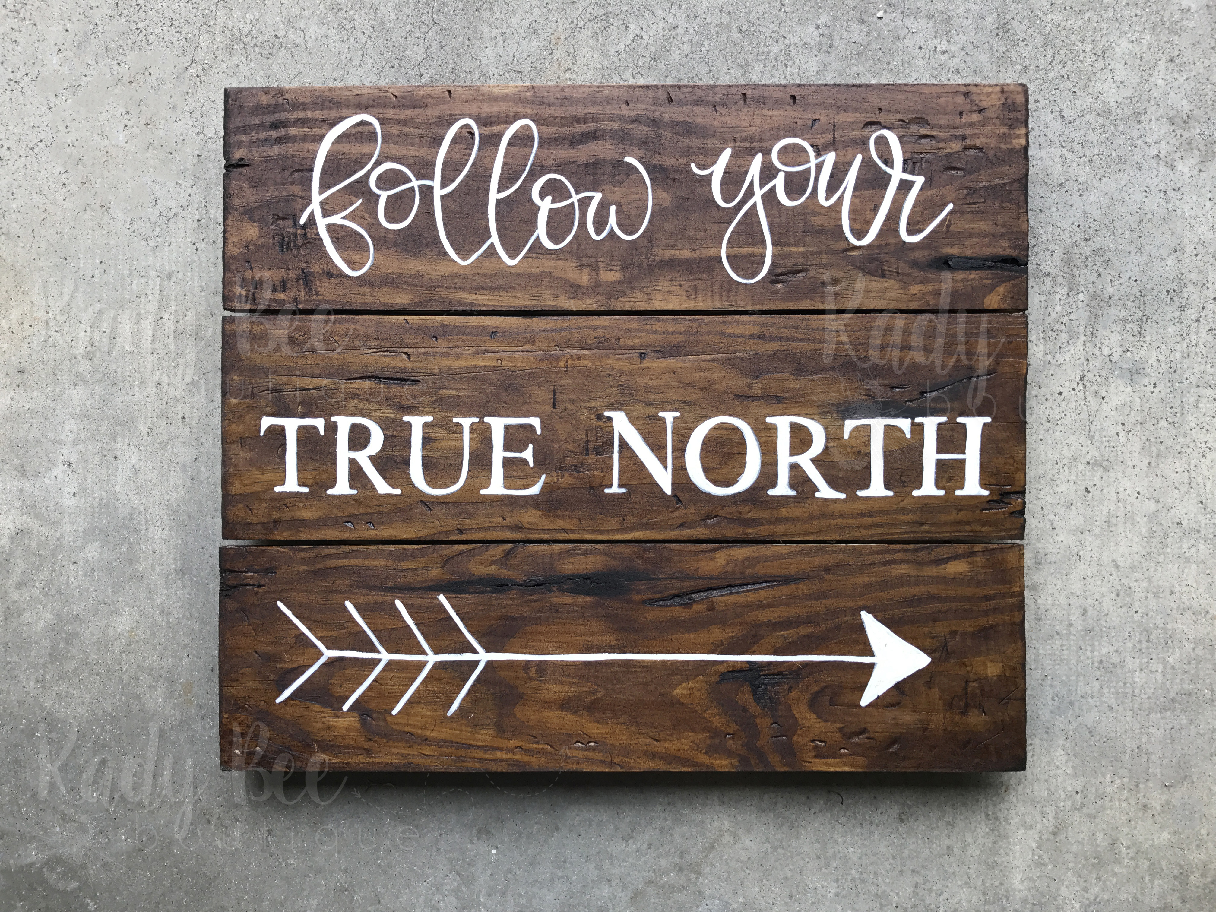 Follow Your Own North