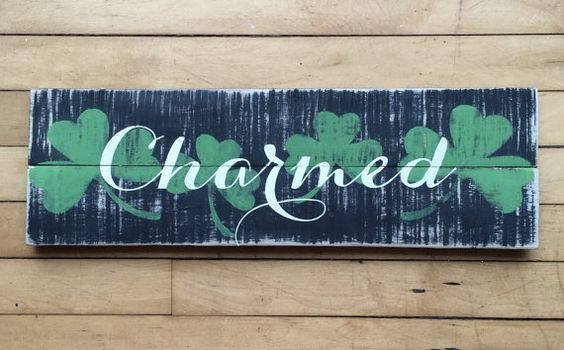 St Pattys Day Charmed