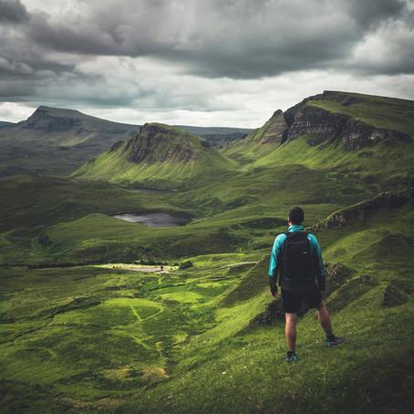 4 Day Isle of Skye & Highlands Road Trip Itinerary- Scotland