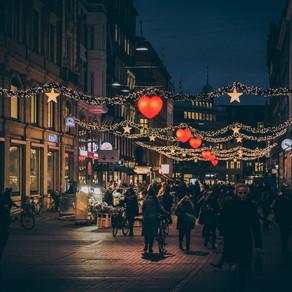 Copenhagen Christmas- Night Views