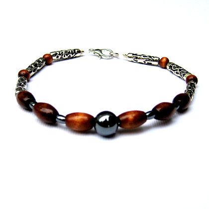 Zen Beaded Bracelet