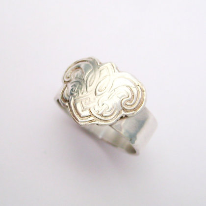 Gaelic Shield Ring