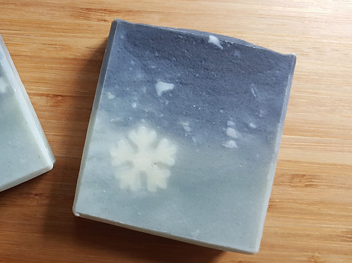 DF05c 雪夜薄荷洗顏皂 Snowy Mint Night Facial Soap
