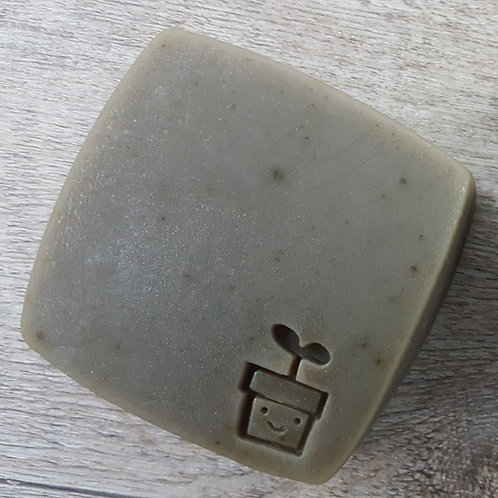 AS01c 艾草平安皂 Mugwort Soap