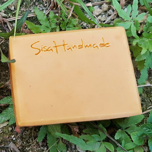 AS01a 沙棘石榴皂 Sea Buckthorn Pomegranate Soap