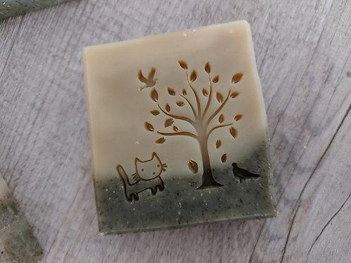 DS09b 左手香護膚皂 Indian Borage Soap