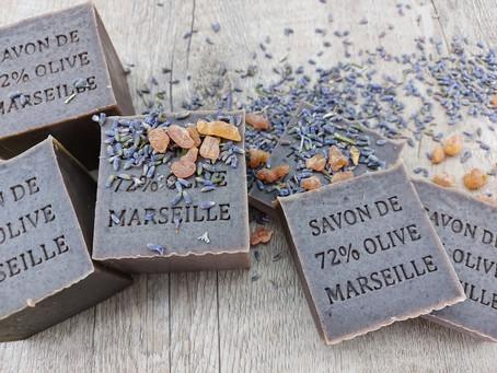 「馬賽肥皂」Savon de Marseille