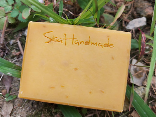 DS05h 金盞花修護皂 Calendula Nourishing Soap