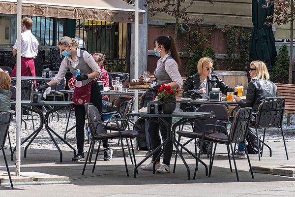 Restaurant Reoopen
