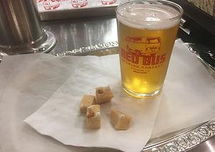 Single Red Bus Beer Pairing
