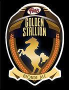 Pete's Golden Stallion Blonde Ale