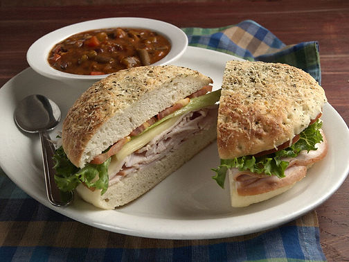 Folsom Pete's Monterey Turkey Sandwich Catering