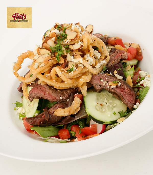 Folsom Pete's Steak Salad Catering