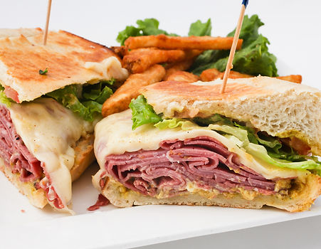 Folsom Pete's Hot Pastrami Sandwich Catering