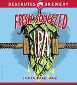 Deschutes Brewery Fresh Squeezed IPA