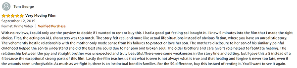 Amazon 5 Star Review Ranchlands Sept-12-