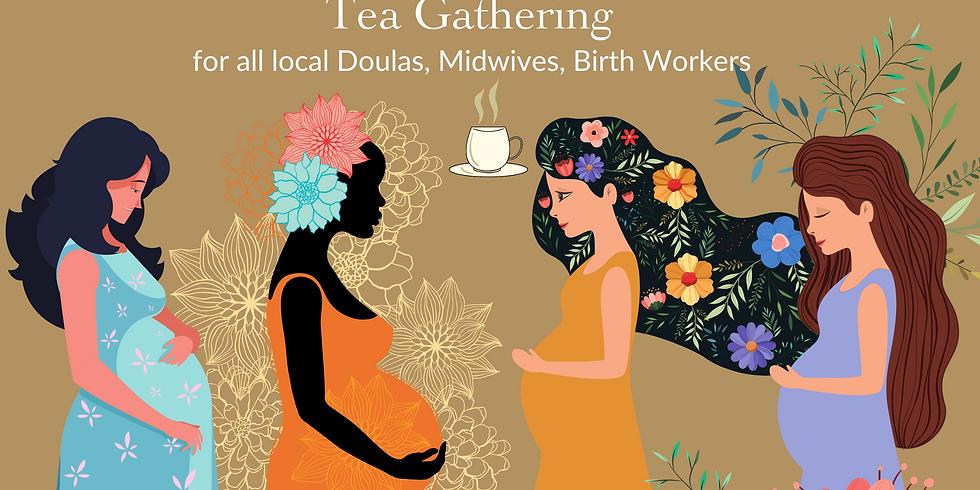 KC BIRTHWORKERS - TEA DATE