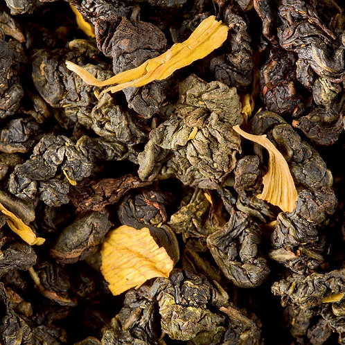 Oolong Caramel Beurre Salé - Loose Tea - by the ounce - Dammann Frères