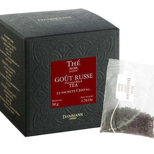 Goût Russe - Tea Bags - Dammann Frères