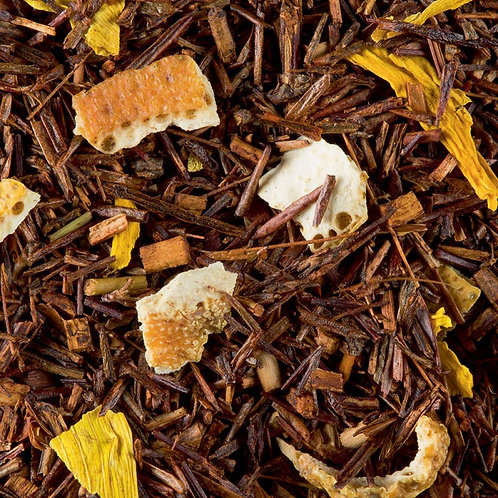 Rooibos Citrus - Loose Tea - By the ounce - Dammann Frères